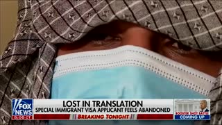 Translator Fears For Life After Afghanistan Withdrawal