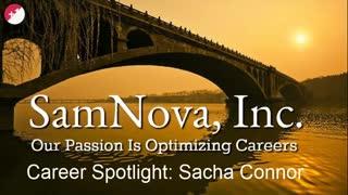 Optimize Your Career | Career Spotlight #5 | Sacha Connor