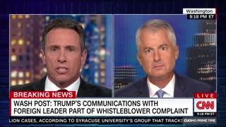 """Anti-Trump Advocate Defends Trump Against """"Snitch"""" Whistleblower"""