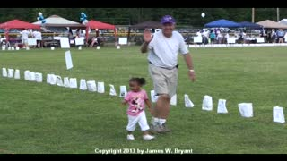Community Charities - Relay for Life, Event Night, 2013