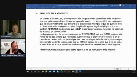 Sergio Cebolla, abogado, responde con Buen Juicio: Derecho a la intimidad sanitaria