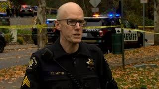 BREAKING: Two King County Sheriff's Deputies Shot, Suspect Killed