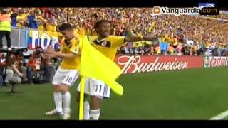 Video con el que el Real Madrid presenta a James