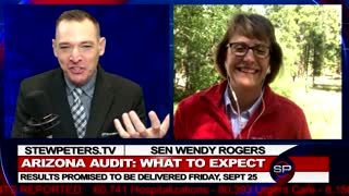 AUDIT: Wendy Rogers Confirms Routers OBTAINED! Results Promised Friday!