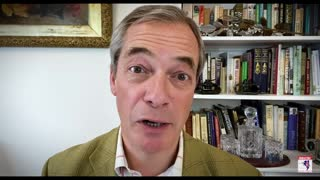 Controlled Opposition Nigel Farage Still Attacking The EU Post-Brexit