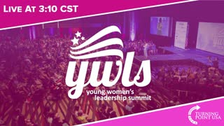 LIVE NOW FROM DALLAS: TPUSA's 2021 Young Women's Leadership Summit!