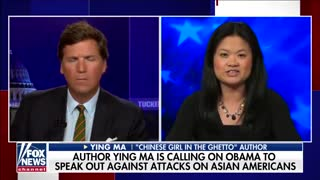 Tucker: Michelle Obama won't talk about racism impacting Asian Americans