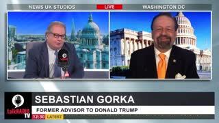 Biden embarrasses the G7. Sebastian Gorka with Mike Graham on talkRadio UK