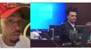 Double Murder Suspect Represents Himself & Screams in Court