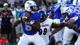 USAF Academy says its quarterback can no longer represent the school