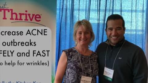 KTKK Stop Acne Outbreaks -- NO Side Effects!