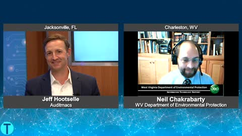 """""""Tech Talk USA"""" with Neil Chakrabarty from WV Department of Environmental Protection"""