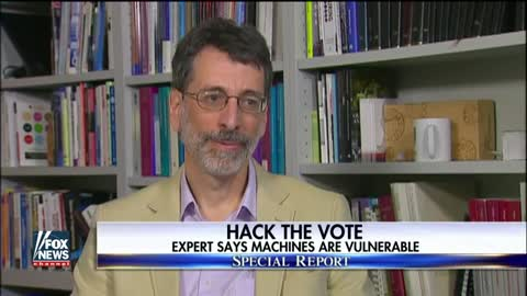 Princeton University Professor Demonstrates How to Hack a Voting Machine