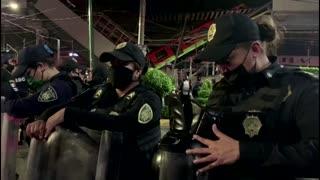 Mexico City train accident kills at least 15