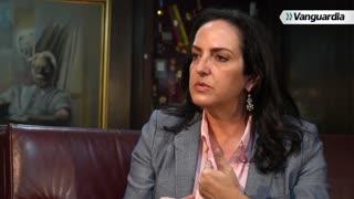 Entrevista María Fernanda Cabal