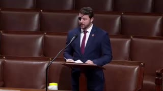 Dan Crenshaw spoke out about Nancy Pelosi holding back aid to Americans