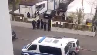 Muslim Brotherhood-tied German mosque raided