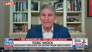 Sen. Manchin: Senate Doesn't Have Votes to Convict Trump If Impeached