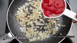 Keto Italian Pork Meatballs!