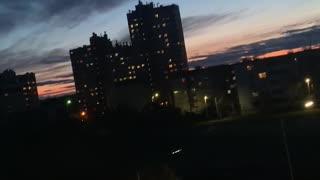 Spring night lights