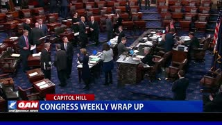 Congress Weekly Wrap Up