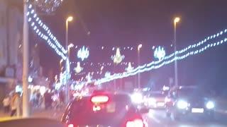 Blackpool pleasure beech lights