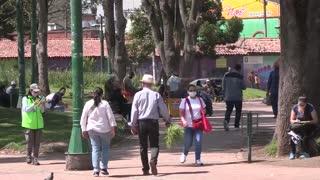 Video: ¿el fin de la cuarentena en Colombia?