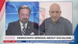 Democrats are serious about Socialism. Andrew Klavan joins Sebastian Gorka on Newsmax