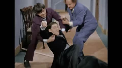 """The Three Stooges """"Brideless Groom"""""""