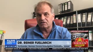 Dr. Fuellmich: There is No Corona Pandemic, It's a Fraudulent 'PCR Test Pandemic'