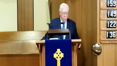 Sermon - Saved- March 14, 2021