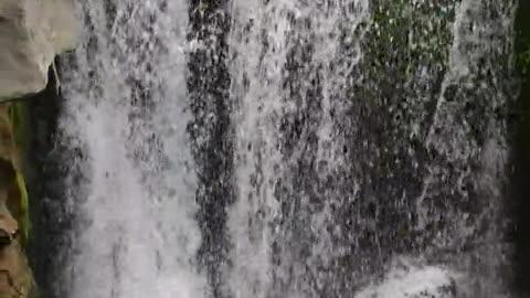 Beautiful water falls sounds
