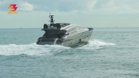 Flying Low! High Speed Boat Traffic.
