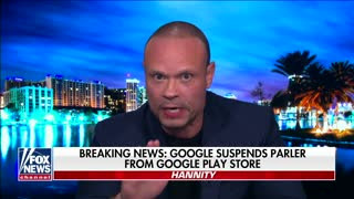 Big Tech Corruption: Twitter Blocks Bongino, Bans Trump