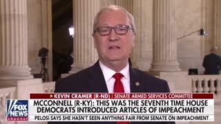 GOP Sen Says Impeachment Case Is 'Pathetic'