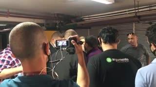 Jornalista Oswaldo Eustaquio enquadra e desmascara Boulos.