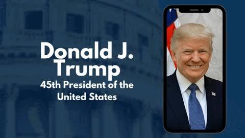 IFA Sponsored Prayer Call w/ President Trump