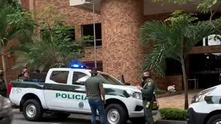 Video: Balacera causó pánico en el barrio Cabecera de Bucaramanga