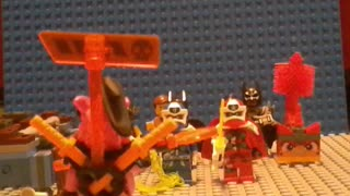 Lego Ninja Portal Video