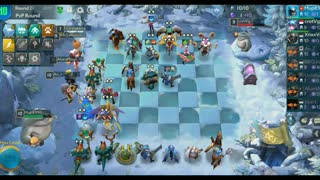 Chess Rush - Auto Chess.Entertainment game for everyone