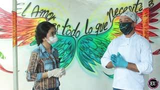 Isla de León recibe ayudas en medio de la pandemia
