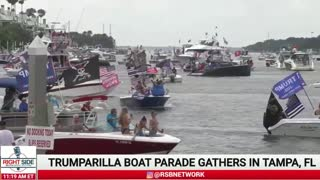 Memorial Day - Thousands and Thousands of Boats!
