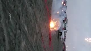 Massive firecrackers