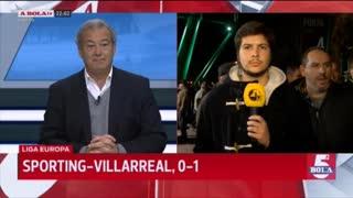 José Manuel Delgado reage à frase: «O Varandas é me....»