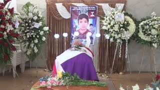 Lima despide conmovida a los jovenes fallecidos en las protestas