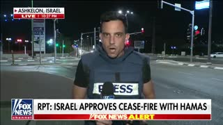 Fox News: Israel agrees to a truce with Hamas