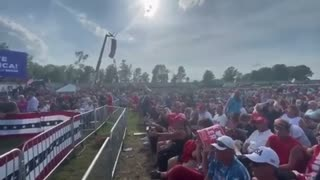 BIGGER + BETTER THAN EVER ! MAGA RALLIES ARE BACK!
