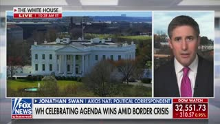 Jonathan Swan And Dana Perino Discuss The Border Crisis