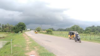 Beautiful Climate at rainy time