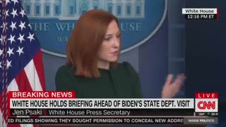 Psaki REFUSES To Say If Biden Would Side With Students Over Unions